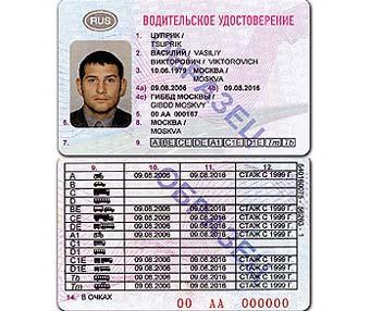 Водительские права категории «B» дают вам право ездить не только на машине